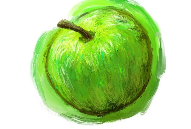 greenappple
