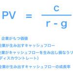 【図解】むずかしい企業価値の計算式と評価の考え方をわかりやすく解説