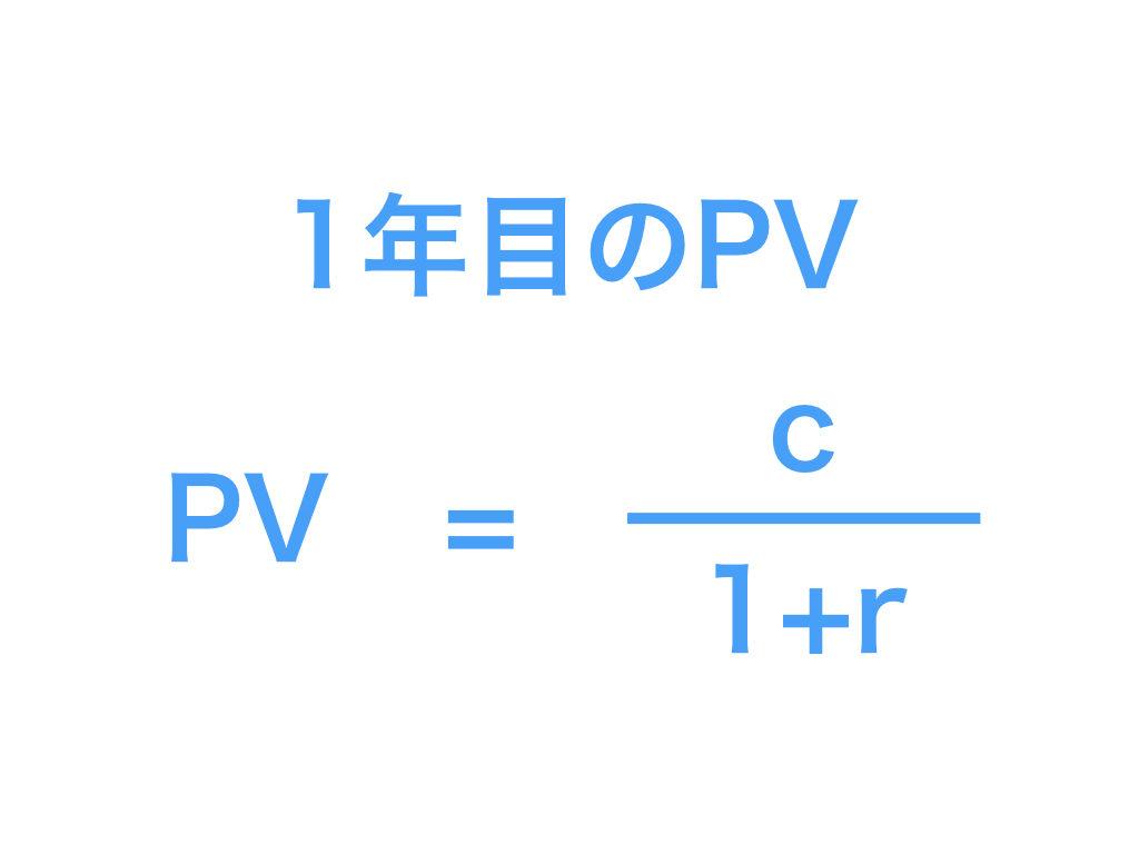 PV(企業価値)2